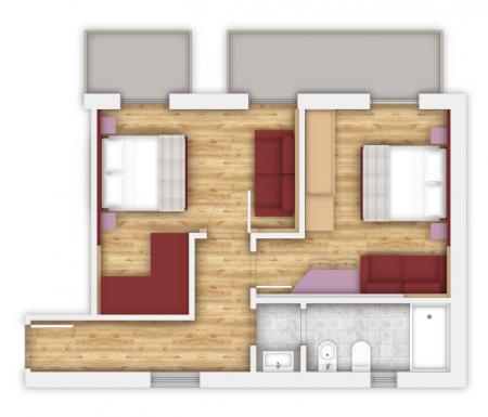 323 - Suite larice