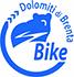 Logo Dolomiti Brenta Bike